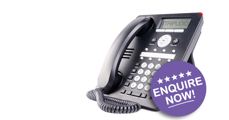 Tripudio Hosted Telephony