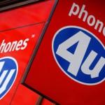 Phones 4U Store Front